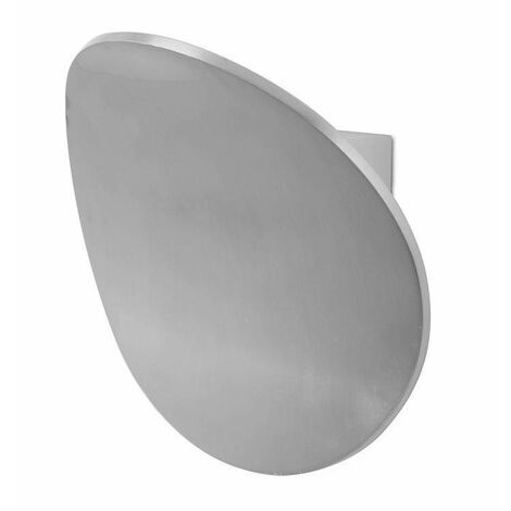Leds-C4 Neu - Indoor Wall Light Brushed Aluminium