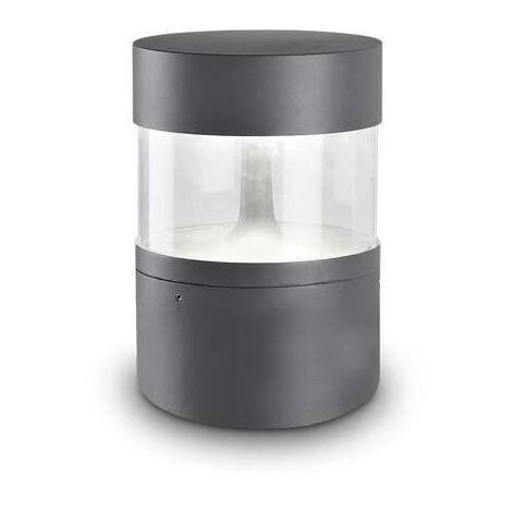 "main image of ""Leds-C4 Newton - LED Outdoor Pedestal Light Urban Grey IP65"""