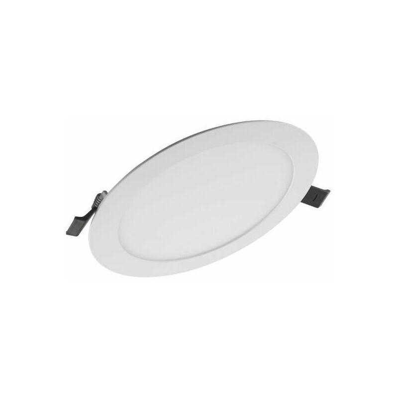 Image of Ledvance 17W LED Downlight Round Aluminium Cool White - VDLSLM180R40-063945