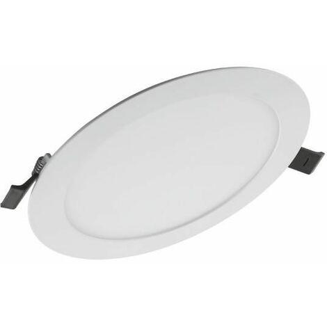 Ledvance 17W LED Downlight Round Aluminium Cool White - VDLSLM180R40-063945