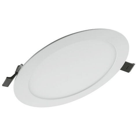 Ledvance 22W LED Downlight Round Aluminium Cool White - 064027