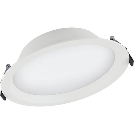 LEDVANCE 25W Integrated LED Downlight - Cool White - DLALU2540-091511