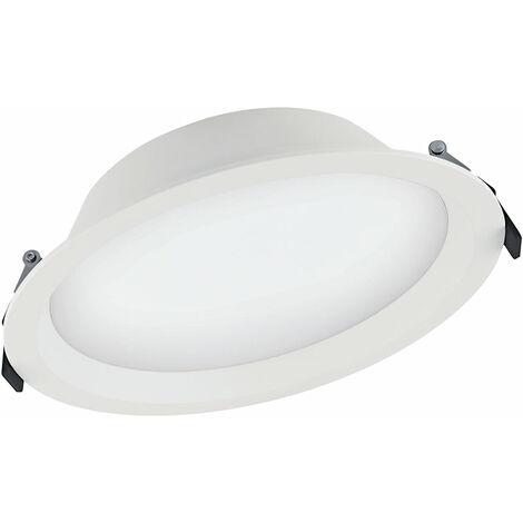 Ledvance 25W LED downlight Aluminum IP44 Daylight - DLALU2565-091535