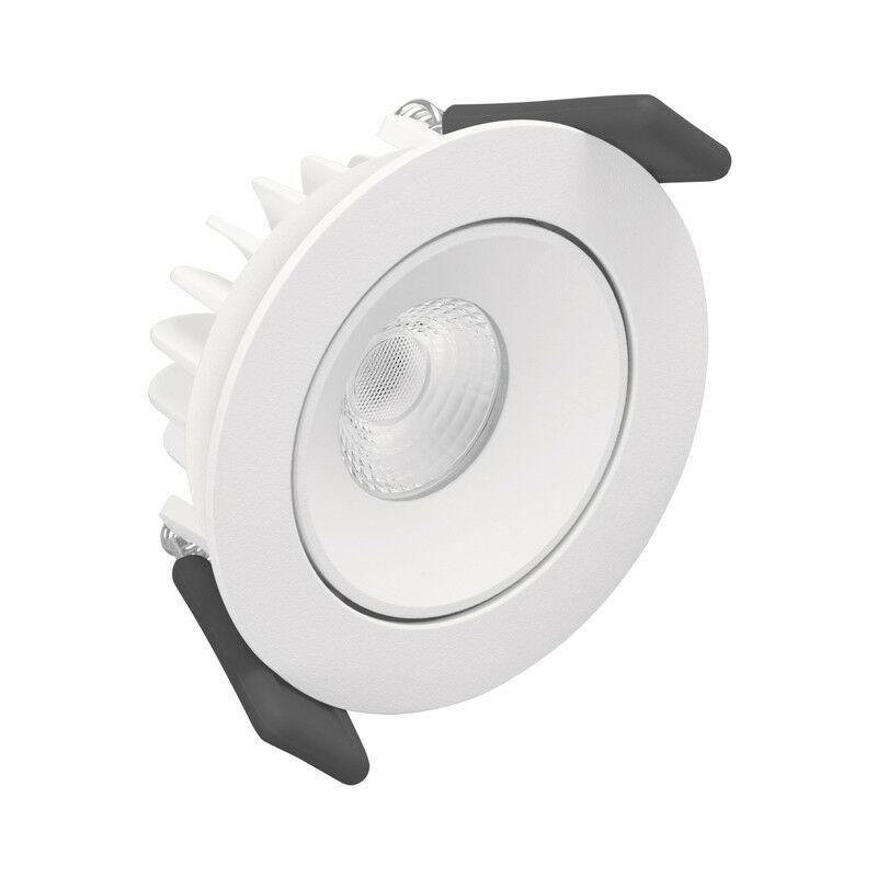 Image of Ledvance 6.5W LED Adjustable Spot light Aluminium IP20 Warm White - S50R30-126909