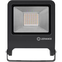 LEDVANCE ENDURA FLOOD 50 W LED Wandstrahler Warmweiß 24,5 cm Aluminium Dunkelgrau