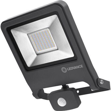 LEDVANCE ENDURA® FLOOD Sensor Warm White L 4058075239593 Projecteur LED extérieur avec détecteur de mouvements 50 W blanc chaud Q465162