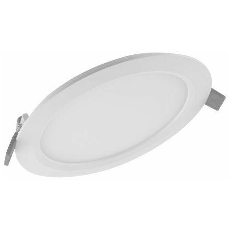 Ledvance Slim 12W LED Downlight Round Polycarbonate IP20 Cool White - DLSLM155R40-079052