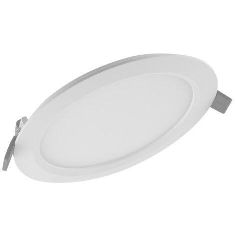 Ledvance Slim 12W LED Downlight Round Polycarbonate IP20 Daylight - DLSLM155R65-079076