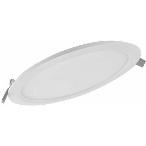 Ledvance Slim 18W LED Downlight Round Polycarbonate IP20 Daylight - DLSLM210R65-079137