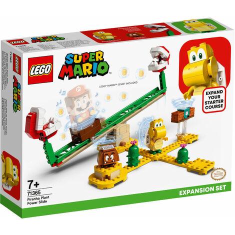 Lego 71365 Super Mario Piranha Plant Power Slide Expansion Set