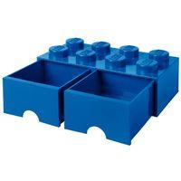 LEGO® Brick 8 Aufbewahrungsbox
