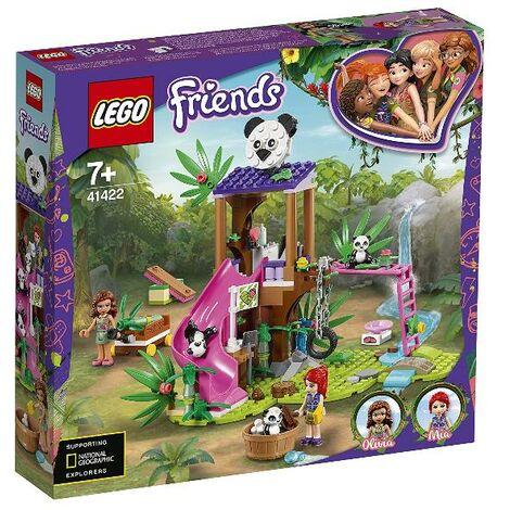 """main image of """"LEGO Friends La casetta sull'albero del panda - 41422"""""""