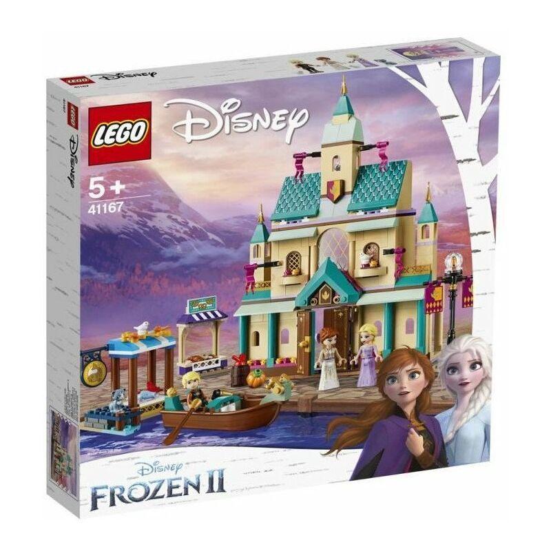 l Disney La Reine des Neiges 41167 - Le château d'Arendelle - Lego