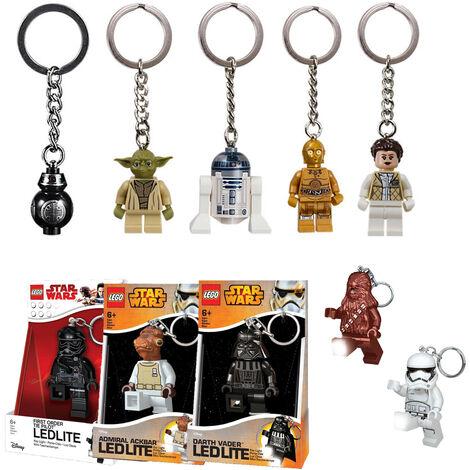 LEGO Star Wars LED LITE Schlüsselanhänger mit Taschenlampe Tie Pilot