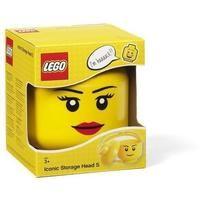Tete Rangement Lego De Jaune 40311725 Empilable 9H2EID