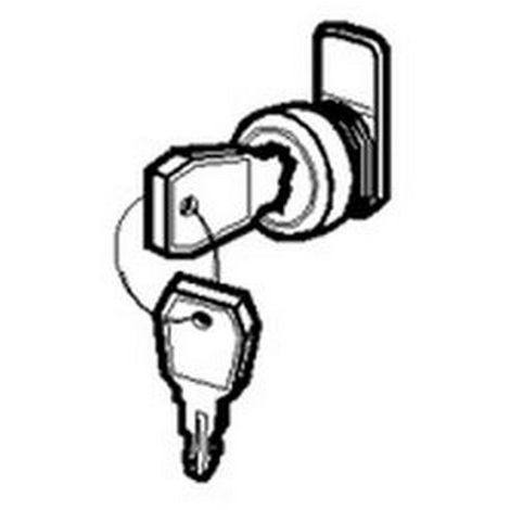 Legrand 001491 - Lock to CL