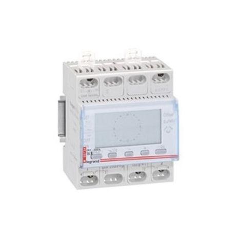 Legrand 003 734 interruptor horario digital programable Lexic - iluminaci