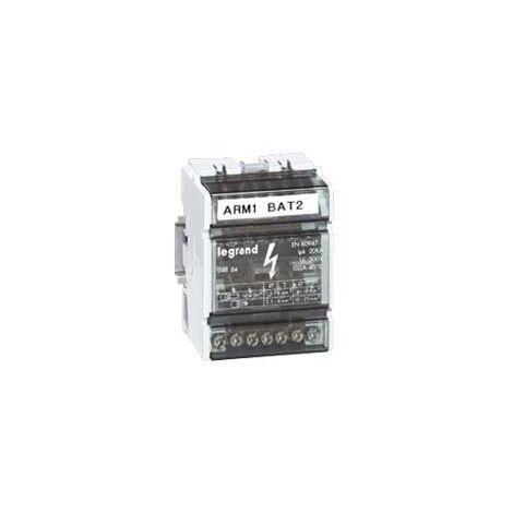 Repartiteur modulaire tetra.125a 6mod.