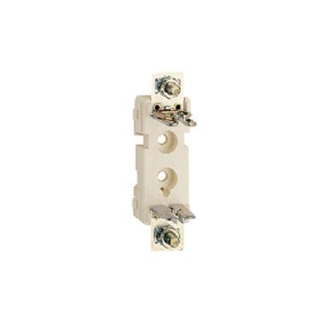Legrand 016500 - Socket cartucho de cuchillo - talla 0 - 160 A - 1P - desnuda
