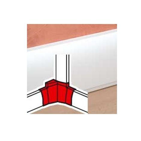 Legrand 019048 Dérivation d'angle plinthe céliane 112x18mm