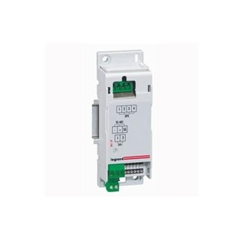 Legrand 026137 - Interface électronique pour dpx s2 - 24 v~/= - 2 modules din