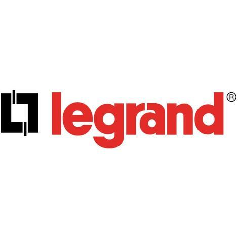 Legrand 030436 Support plastique 2modules couv.L55 Mosaïc