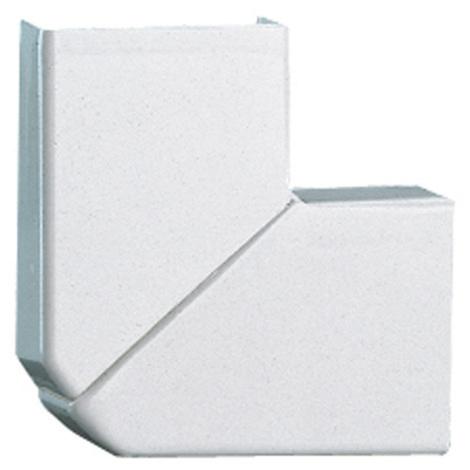 Legrand 033327 - Angle plat variable - pour moulure DLPlus 32x16 - blanc