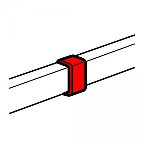 Legrand 033606 - Joint de couvercle pour moulure DLPlus 40x12,5/40x16/40x20 - blanc