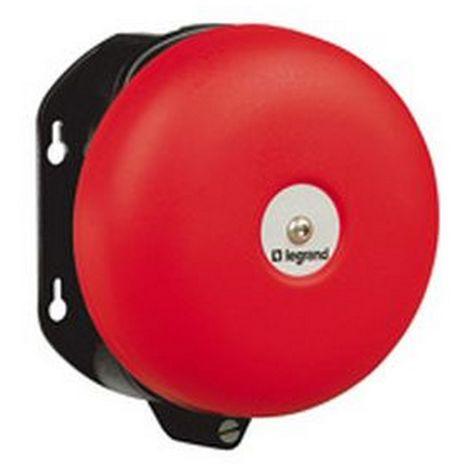 Legrand 041462 - Bell strong - 24 V= - 50/60 Hz - IP 44 - IK 10