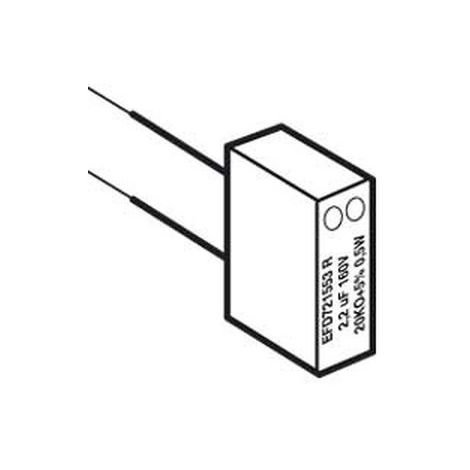 Legrand 051248 Test module RC Socket Phone - mounting in Sockets and Short rulers 12 plots