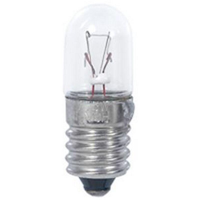 060928 bombilla pellet E10 - 12 V - 0.25 A - 3 W - Legrand
