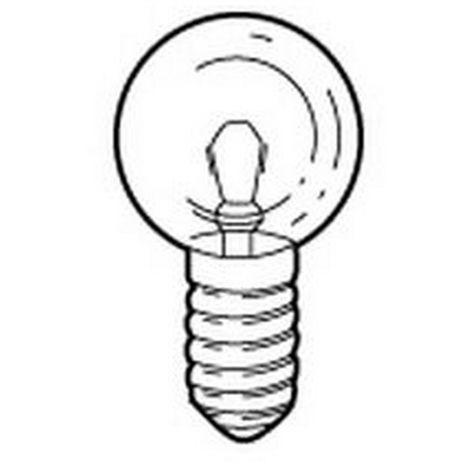 Legrand 060929 bulb base E10 - 6 V - 0,90 A - 5,5 W