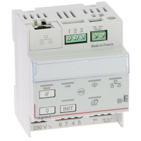Legrand 062520 Télécommande modulaire pour bloc d'éclairage et alarme incendie