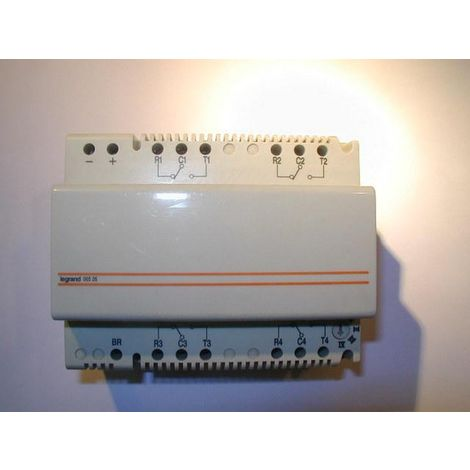 Legrand 06526 - Alarm technical Box relay