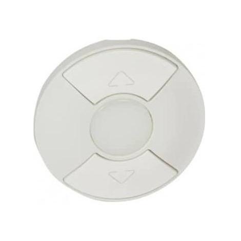 Legrand 068161 - Enjoliveur Céliane - inter individuel CPL/IR/radio de volet - blanc
