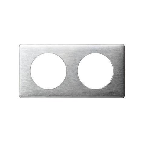 Legrand 068923 Plaque Aluminium Céliane - anodisé - 3P