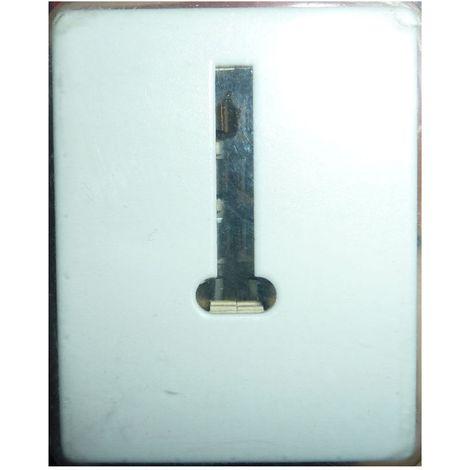 Legrand 083 038 - Galion - Full -Klinkensteckerbuchse vorstehende