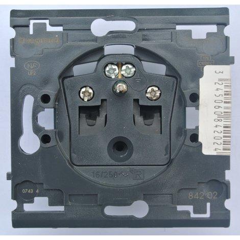 Legrand 084202 Prise de courant 2P+T Sagane - 16 A - 250 V~