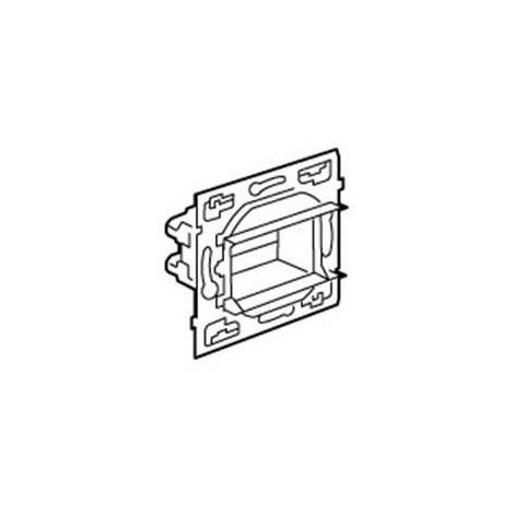Legrand 084800 - Mécanisme Sagane - Obturateur à vis - pour mise en fonction attente - livré sans serre-câble