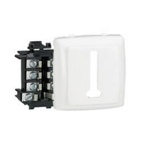 Legrand 086138 - Socket Phone 8 contacts equipment surface-mounted - white