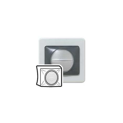 Legrand 086484 Enjoliveur Sagane Plexo - voyant de balisage - gris