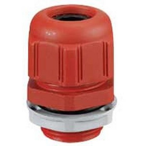 Legrand 091932 - Presse-étoupe plastique - IP68 - ISO 25 - Pour Boîte PLEXO Incendie - RAL 3000