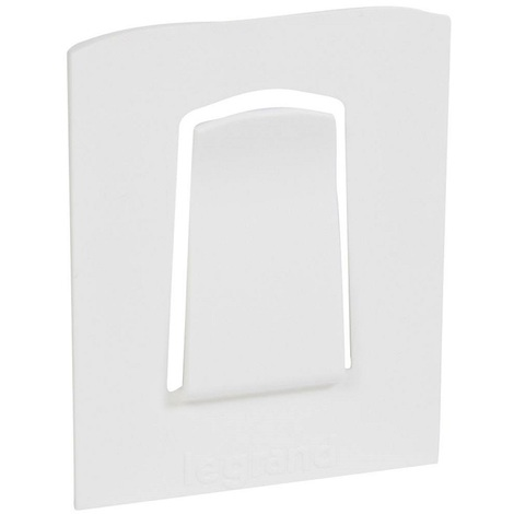 Legrand 401389 - Porte plans adhésif - pour Coffrets ou portes Drivia 13/18