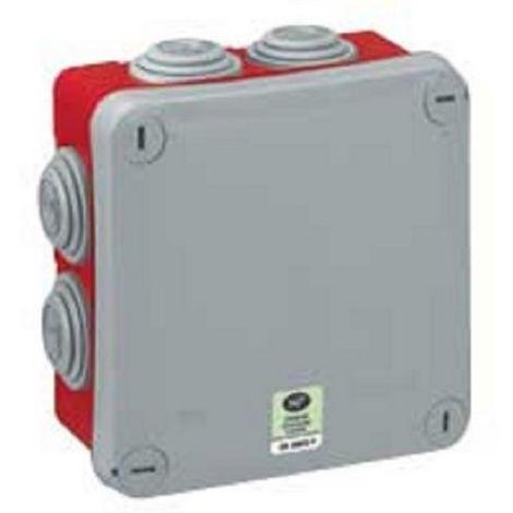 Legrand 40729 - interfaz de alarma de incendio convencional / direccionable para el tipo 1