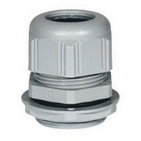 Legrand 98025 - plastic cable gland - IP68 - PG 21 - RAL 7001