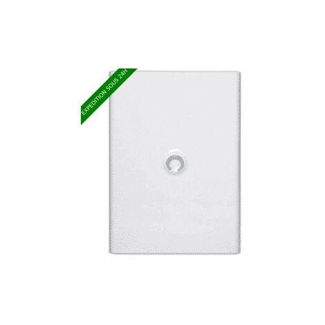 LEGRAND Drivia Porte blanche pour tableau électrique 3 rangées 18 modules - 401233