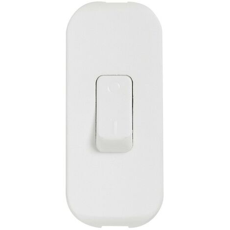 Legrand leg91196 interrupteur à touche basculante pour lampe blanc