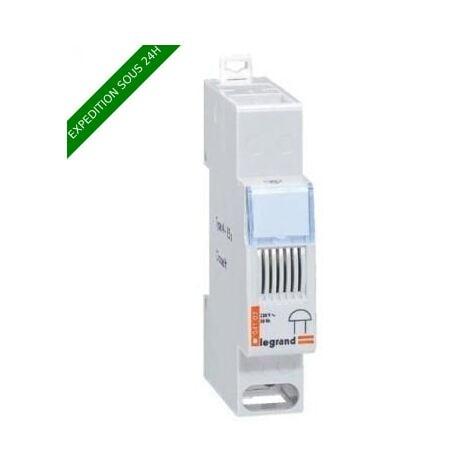 LEGRAND Sonnerie modulaire 83dB 230V AC - 004107