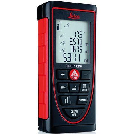 LEICA 790656 - Medidor láser Disto X310 (Alcance 120 m Precisión ± 1.0 mm)