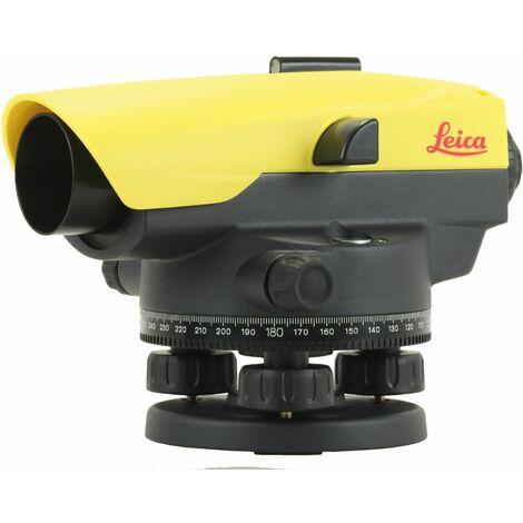 LEICA 840384-L - Nivel óptico automático NA500 (Aumento 20x; Desviación 2.5 mm)